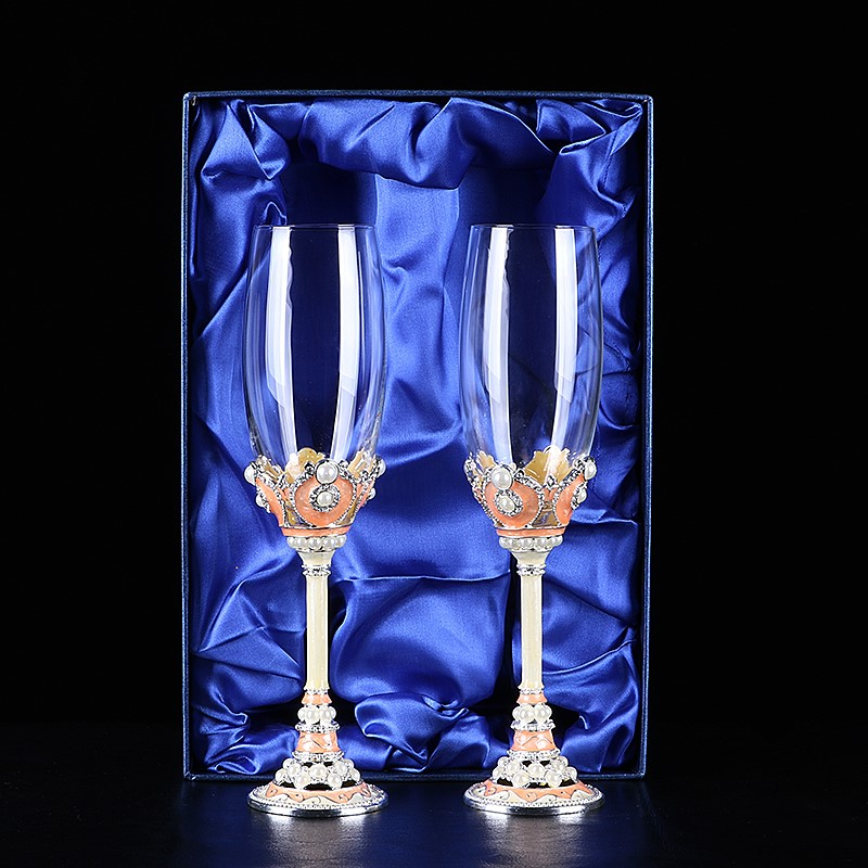 Wedding Gift Champagne Flutes: New Arrival Wedding Champagne Flutes Decorated Champagne