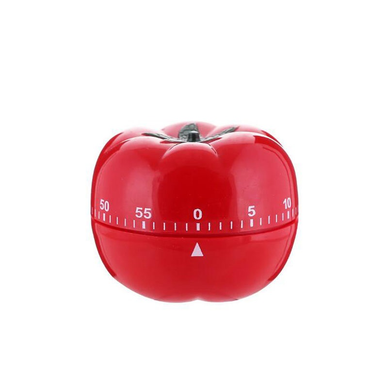 60 Stücke Kreative Rote Tomate Chef Kantinen Gebräuchlich Neuheit Timer Kitchen Cooking Ring Alarm Kostenloser Versand Za5354 Andere Küche Tools & Gadgets Küche Timer