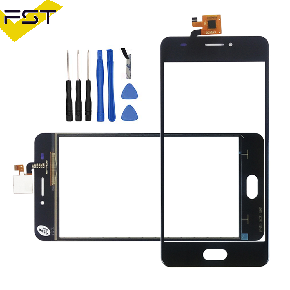 5.2 Inch BLUBOO D2 Digitizer Touch Screen 100% New Glass Panel Touch Screen Glass Lens For D2+tools+Adhesive