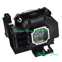 Brand NEW NP07LP / 60002447 Replacement Projector Lamp with Housing for NEC NP400 /NP500 /NP500W /NP600 /NP300 / NP410W / NP510W