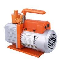 7.0CFM Two Stage 2RS 3 110V/60HZ Metal Oil Diffusion Vacuum Pump Rotary Vane Vacuum Pump