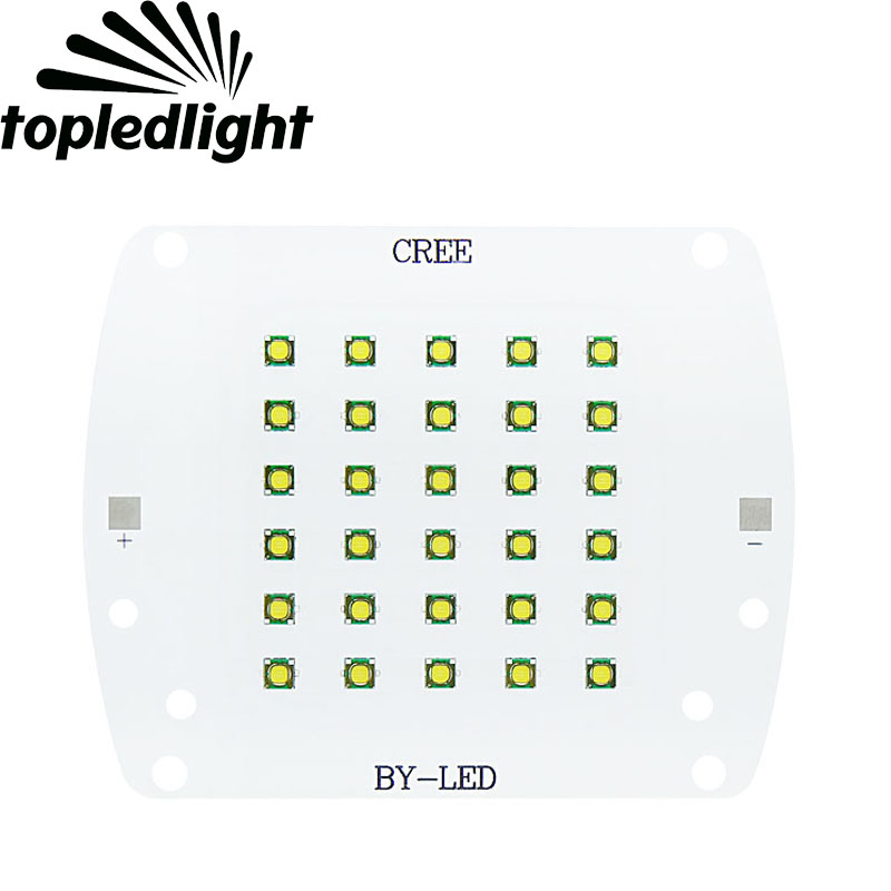 150W Cree XLamp XP-G XPG R5 White 6500K High Power LED Lighting 14790LM DC30V-36V 4.5A LED Light Emitter Downlight Light freeshipping 1pcs cree xlamp cxa3590 cxa 3590 90 150w cob easywhite 5000k warm white 3000k led chip emitter light