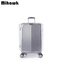 PVC Thick Transparent Waterproof Luggage Protective Cover Trolley suitcase Travel Dust Cover  Accessories Supplies Products