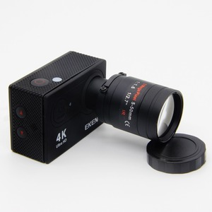 Image 5 - 5Megapixel Varifocal  M12 Mount Lens With IR Filter 5 50mm 1/2.7 inch Manual Focus and Zoom For Action Camera Long Distance View