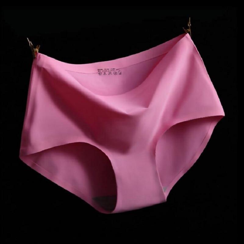 new style one-piece seamless women underwear   panties   mid-rise sexy big size briefs Lingerie modis tanga