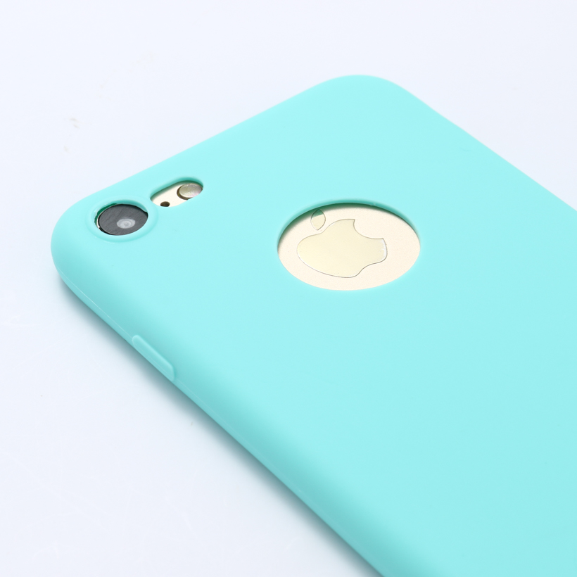 TAOYUNXI Phone Cases Covers For Apple iPhone6 Plus iPhone6S Plus Case Soft TPU Silicon Bag Shell Hood Shield Coque For 66S Plus