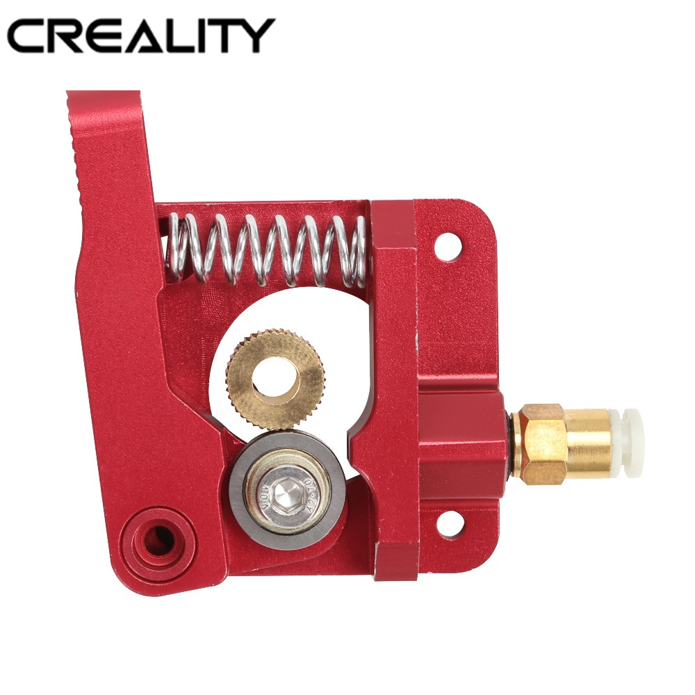 Ender-3 Accesorios Parts Bowden Extruder Aluminum Alloy Block Extruder 1.75mm Filament For CREALITY 3D Ender-3 CR-10 Printer