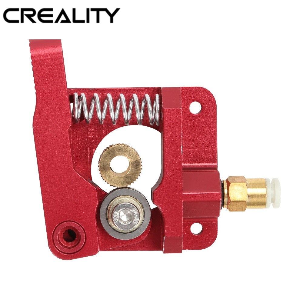 Ender-3 peças de acessórios bowden extrusora bloco de liga alumínio extrusora 1.75mm filamento para creality 3d Ender-3 CR-10 impressora
