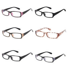 0a63f247d1 1 Pc Optical Glasses Classic Women Men Goggles Spectacles Anti Fatigue  Small Eyewear