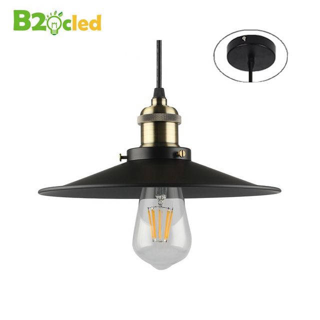 Vintage Style Wind Pendant Light Lighting American Country Lamps For Living Room Restaurant