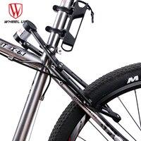 3 ألوان جديدة ترقية مكافحة قص السلامة mtb دراجة قفل المهنية مكافحة سرقة سبائك الصلب طوي دراجات قفل مفاتيح