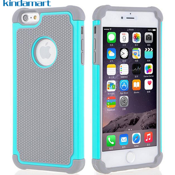 for iPhone 6S case heavy duty rubber bumper armor non slip silicone grip cover drop protection case for iPhone 6S iPhone 6 case iphone 6