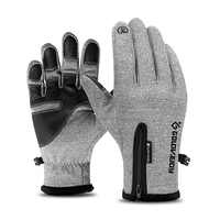 Invierno adultos mantener caliente impermeable pantalla táctil termal MTB bicicleta guantes deportes al aire libre ciclismo senderismo esquí guantes ciclismo