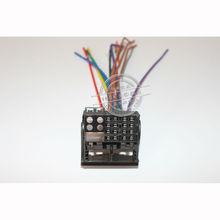 Автомобиль Стерео Разъем ISO Радио Разъем Питания Жгут проводов Адаптера Специально для Ford Focus s-max ISO проводов питания кабель радио