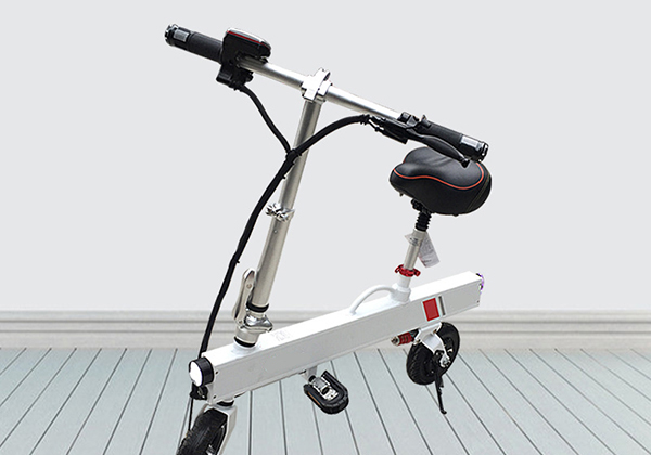 Foldable light weight electric scooter us590 for Motor scooter blue book