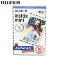 Genuine Fuji Mini 8 Film Fujifilm Instax Mini Film 10 Sheets Air Mail For 8 50s 7s 90 25 SP-1 Instant Cameras