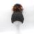 Mulheres Inverno Quente Chapéu de Lã Verdadeira Pele De Guaxinim pompom Beanie Chapéus Meninas Malha Cap 2016 de Alta Qualidade