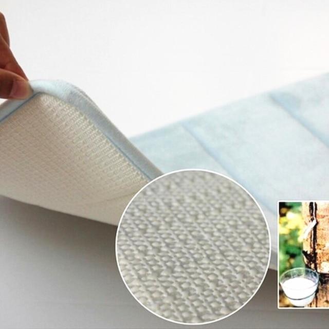 Nuovo Tappetini Da Bagno Corallo Velluto di Cotone Lenta Memoria Rimbalzo Bagno tappeto Memory Foam Bath Mat Anti Slip Mat Per Il Bagno tappeti