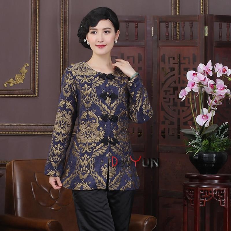 design Pense Que L 2 1 De Wnjt1005 Design Xxl Chinois Femmes Hiver Marque Vestes Nouvelle M Tradition Survêtement 3xl Arrivée Manteaux Xl Automne CBxedo