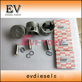 3LD1 поршень 8-97235-556-0 и подлинное поршневое кольцо для Hiatch EX35U мини экскаватора