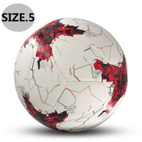 High Quality Champions League Official Football Ball Material PU Professional Competition Train Durable Soccer Ball Size 5
