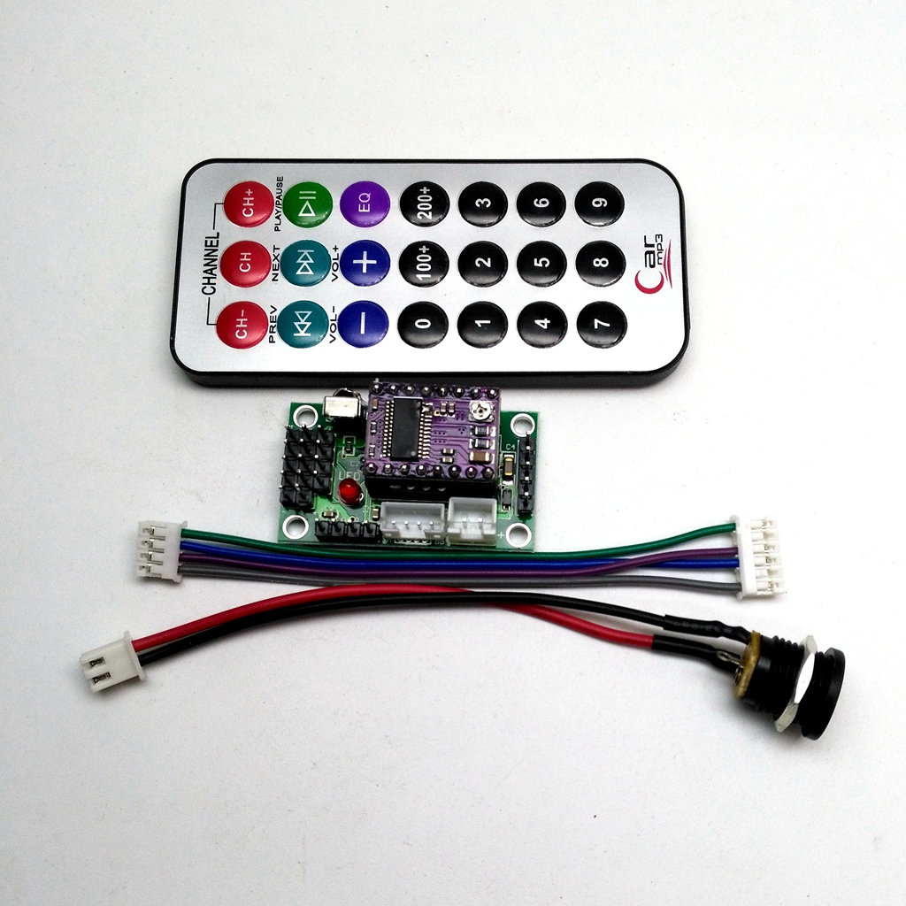 Schrittmotor Steuerung mit infrarot fernbedienung taste A4988 Stick Bord 2-phase 4-draht control serial port mit verzögerung
