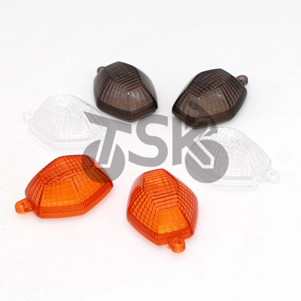 Turn Signal Indicator Light Lens For SUZUKI DL 650 DL650 V-Strom 2004-2011 DL 1000 DL1000 2006-2012 Motorcycle Front/Rear Turn Signal Indicator Light Lens For SUZUKI DL 650 DL650 V-Strom 2004-2011 DL 1000 DL1000 2006-2012 Motorcycle Front/Rear