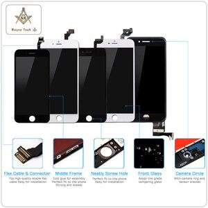 Image 2 - Miễn phí Vận Chuyển AAA Chất Lượng 100% Làm Việc Tốt Màn Hình Cảm Ứng LCD Kính Bộ Số Hóa Màn Hình Cho iPhone 6 S Plus có bộ dụng cụ