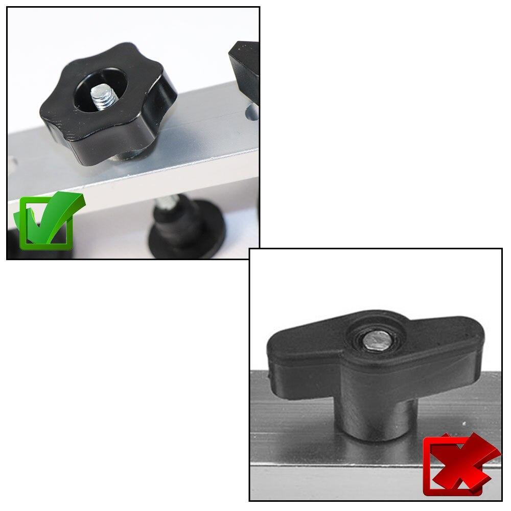 PDR инструменты безболезненный Набор для ремонта вмятин автомобильный вмятин ремонт вмятин Съемник Инструменты для удаления Тяговый мост