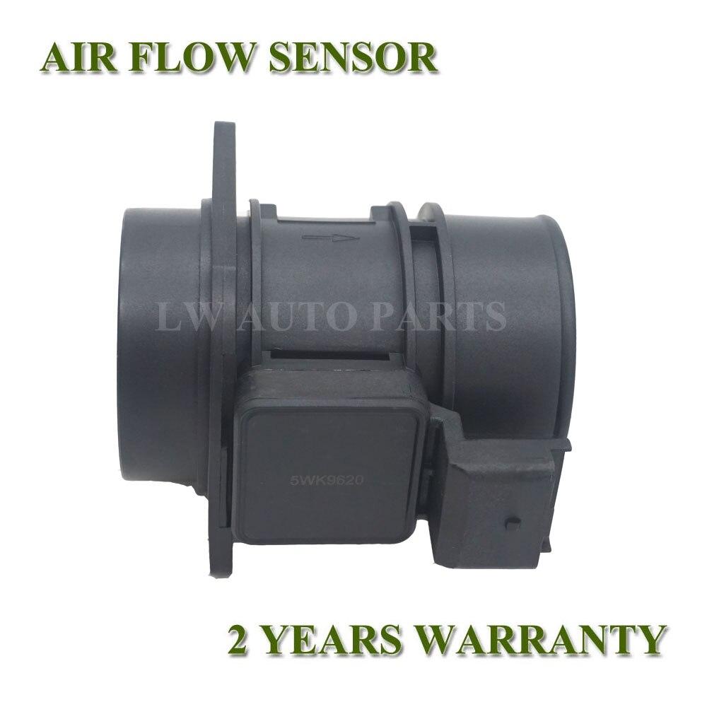 Medidor De Sensor De Fluxo De massa de Ar Para Opel Vauxhall Vivaro Movano 1.9 DTi 2.5 dCi 7700109812 H7700104426 5WK9620 5WK9632 44 02 733
