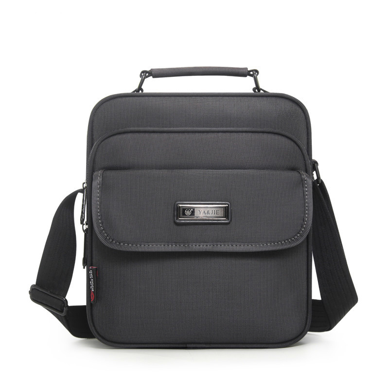High Quality Briefcase Men Small Messenger Bag Man Waterproof Oxford Business Handbags Women Mini Shoulder Bag For 9.7 Inch Ipad