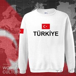 Image 1 - ตุรกี 2017 hoodies men sweatshirt hip hop streetwear เสื้อผ้า jerseys nation ตุรกีธงขนแกะหมู่เกาะเติกส์ TR