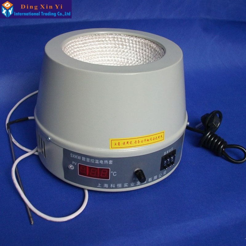 2000ml SXKW Thermostat Digital Laboratory Heating Mantle Lab Electrical Heating Mantle цена