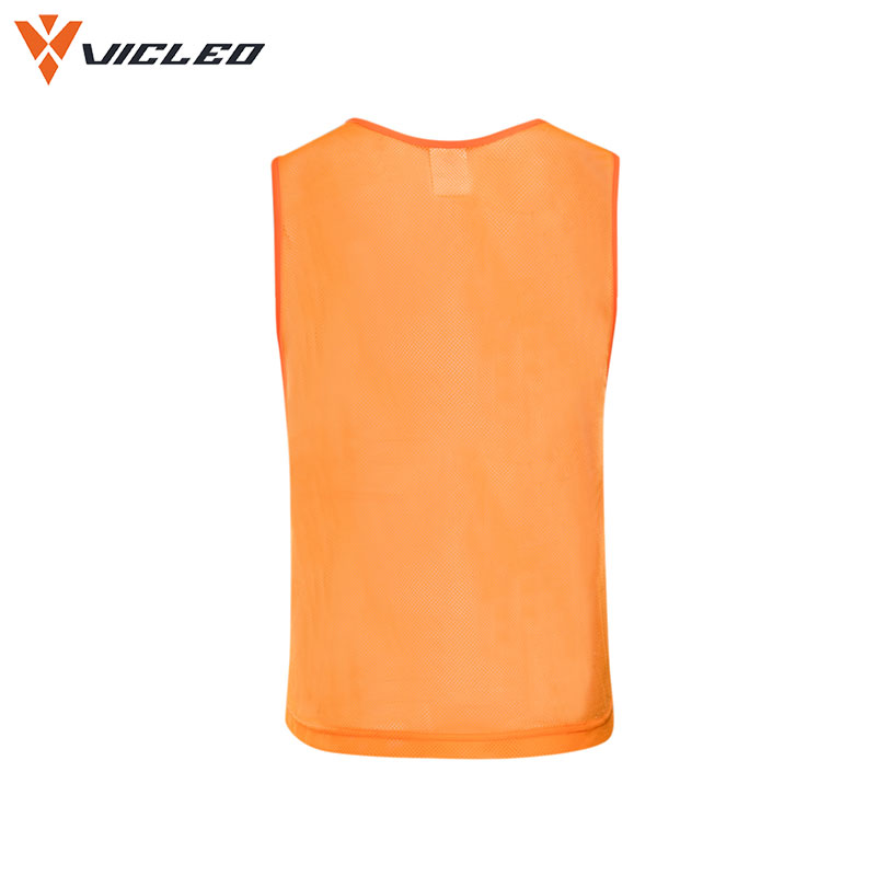 Soccer Jerseys Intellective Vicleo Brand Soccer Vest Practice Short For Men Breathable Running Fitness Mesh Surface Quick Dry Gym Training Jersey 16z11000 Punctual Timing