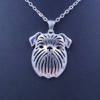 2019-new-brussels-griffon-necklace-dog-animal-pendant-gold-silver-plated-jewelry-for-women-male-female-girls-ladies-kids-n120