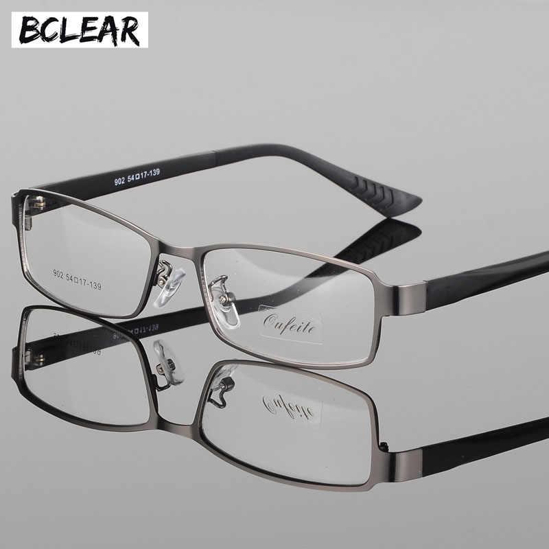 BCLEAR оправа для очков Мужская компьютерная оптическая оправа очки мужские прозрачные линзы 2018