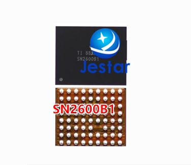 10pcs/lot NEW ORIGINAL SN2600B1  SN2600B2  TIGRIS T1 charging charger  ic chip for iphone XS XS MAX XR-in Integrated Circuits from Electronic Components & Supplies    1