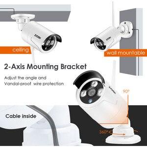 Image 3 - ZOSI 1TB HDD 8CH CCTV System Wireless 1080P HDMI NVR 1.3MP 960P WIFI IP Camera CCTV Home Security System Surveillance Kits