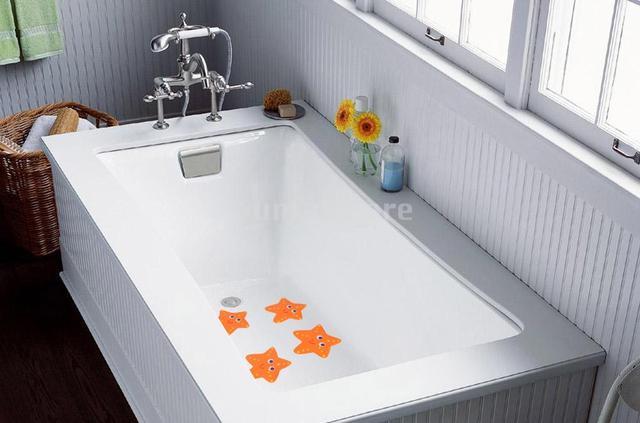 Vassoio Vasca Da Bagno : Adesivi antiscivolo vasca da bagno: produzione antiscivolo per