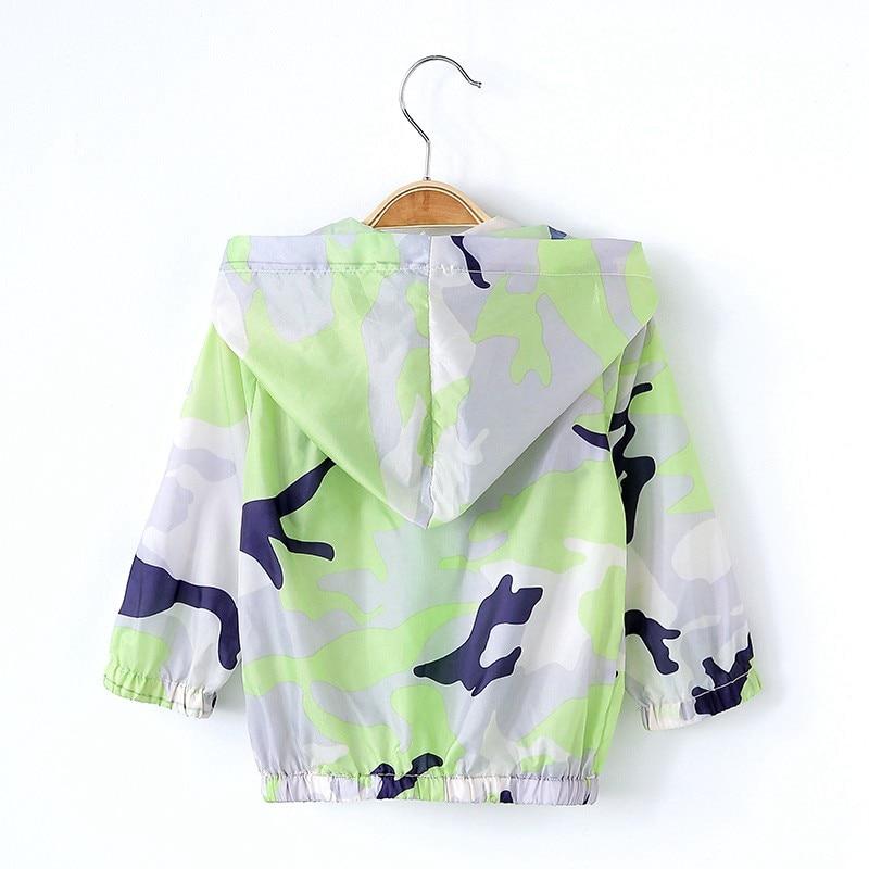 a7df350fe Croal Cherie 70 120cm Summer Coat Baby Sunscreen Clothing Boys ...