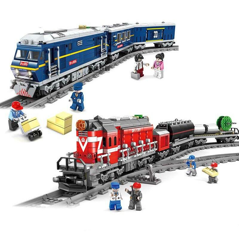 KAZI Building Blocks Compatible with Lego Technic K98219 98220 Models Building Kits Blocks Toys Hobby Hobbies For Chlidren
