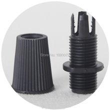 Lampa wisząca kabel odciążający skręcony drut zacisk uchwyt kabla uchwyt do kabla