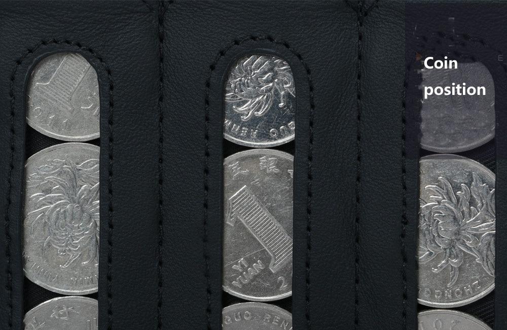 dinheiro clipe de ímã ultrafino bolso braçadeira