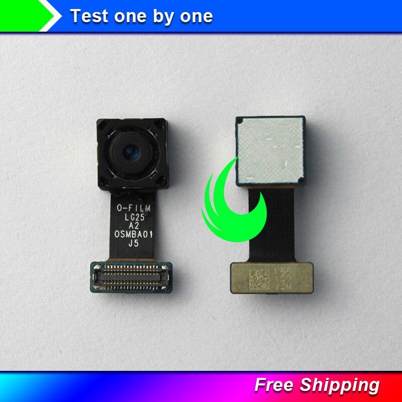 Original For Samsung Galaxy J5 2015 J500 J500F Rear Big Back Camera Flex Cable Main Camera Module Replacement Parts Free Track