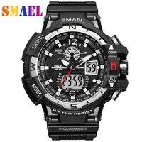 2018 Mens Digital Digital Wristwatches Men Sports Watch Relogio Masculino Brand S Shock Relojes LED Military Waterproof watches