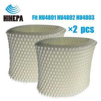 2-pcs Original OEM HU4102 Bacteria & Scale Humidifier Filters for Philips HU4801 HU4802 HU4803 HU4811 HU4813 Humidifier Parts