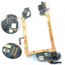 USB Dock Connector Charging Port Flex Cable For LG G2 D800 D801 USB Charger Plug Board Repair Parts