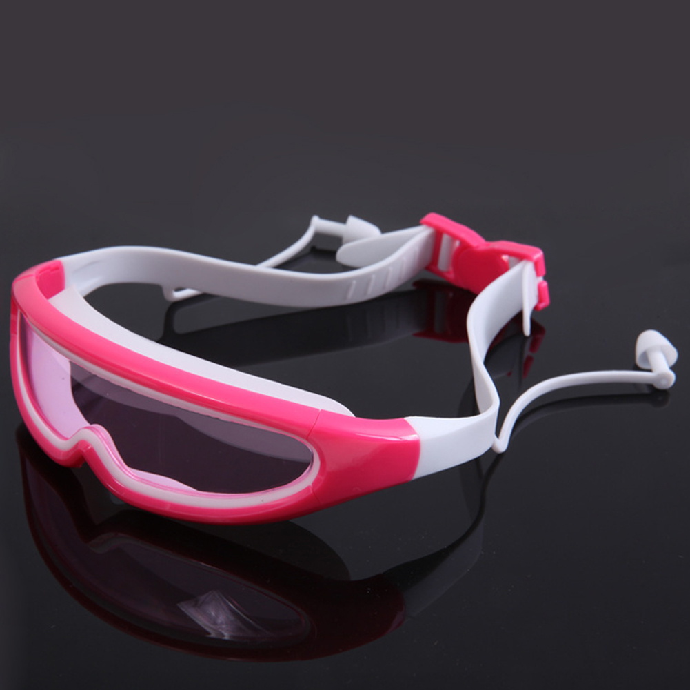 Glasses Training Wide Vision Gift Boys Holiday Swimming Goggles For Children Silicone Anti-fog Safe Waterproof Diving Eyewear