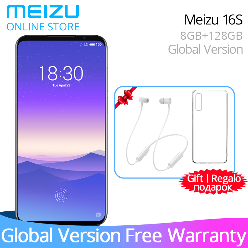 In Stock Meizu 16s Global Version Meizu16s 8GB 128GB Smartphone Snapdragon 855 48MP Camera NFC Android Pay phone 24W Fast Charge-in Cellphones from Cellphones & Telecommunications on Aliexpress.com | Alibaba Group