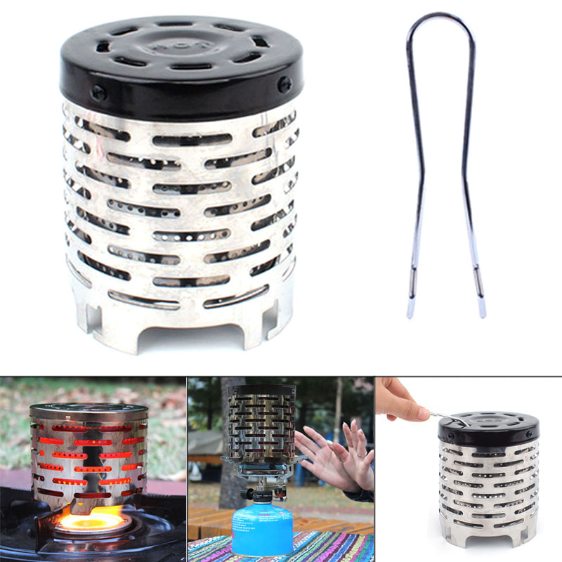 Gas-Stove Heater-Cap Outdoor Cover Warmer MYDING Mini Portable Camping